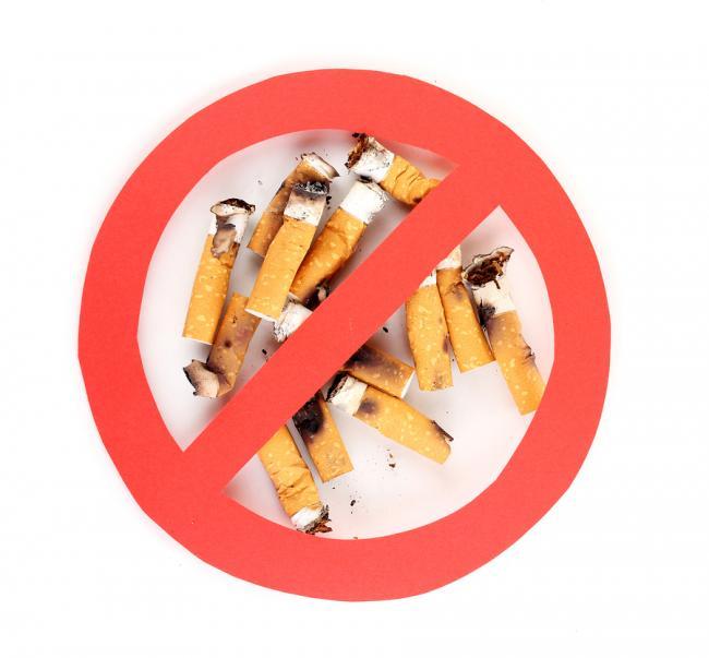 Wie der Amerikaner Rauchen aufzugeben